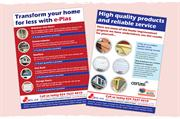 Full colour, A5 leaflet design with print management by Destylio
