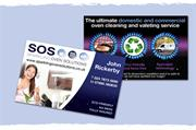 Professional business card design Coventry - make a great impact!